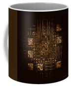 Abstract 326 Coffee Mug