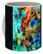 Abstract 4 - Abstract Art By Sharon Cummings Coffee Mug