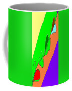 Abstract #4 Coffee Mug