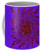 Abstract #6 Coffee Mug