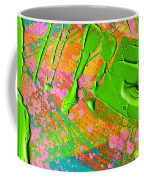 Abstract 6814 Diptych Cropped Xvi  Coffee Mug