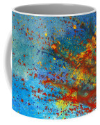 Abstract - Acrylic - Just Another Monday Coffee Mug by Mike Savad