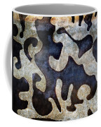 Abstract Alpha Coffee Mug