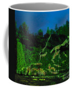 Abstract Art Nature Scenery Coffee Mug