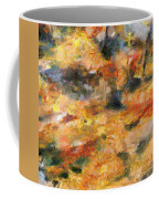 Abstract Autumn 1 Coffee Mug