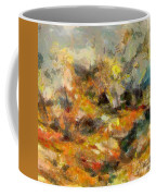 Abstract Autumn 2 Coffee Mug