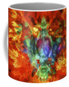 Abstract Series B5 Coffee Mug