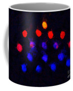 Abstract Balls #2 Coffee Mug by Pixel Chimp