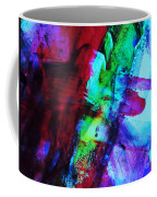 Abstract Bold Colors Coffee Mug by Andrea Anderegg