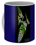 Abstract Bugs Vertical Coffee Mug