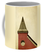 Abstract Building Coffee Mug