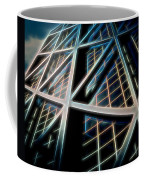 Abstract Buildings Coffee Mug