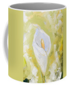 Abstract Calla Lily Coffee Mug