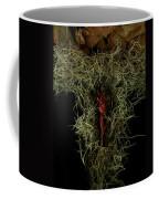 Abstract Christmas Manger Coffee Mug