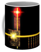 Abstract Church Coffee Mug