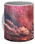 Abstract Clouds Coffee Mug