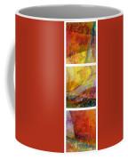 Abstract Collage No. 2 Coffee Mug
