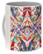 Abstract Color Mix Coffee Mug