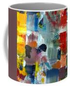 Abstract Color Relationships Lv Coffee Mug