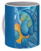 Abstract Color Study Coffee Mug