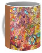 Abstract Colorama Coffee Mug