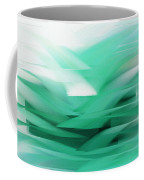 Abstract Cool Waves 2  Coffee Mug