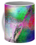 Abstract Cubed 1 Coffee Mug