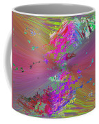 Abstract Cubed 136 Coffee Mug
