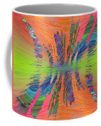 Abstract Cubed 168 Coffee Mug