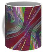 Abstract Cubed 181 Coffee Mug
