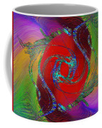 Abstract Cubed 189 Coffee Mug