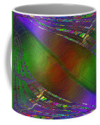 Abstract Cubed 193 Coffee Mug