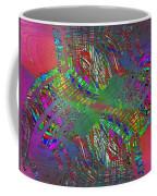 Abstract Cubed 194 Coffee Mug