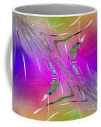 Abstract Cubed 223 Coffee Mug