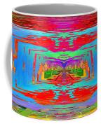 Abstract Cubed 30 Coffee Mug