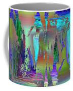 Abstract Cubed 75 Coffee Mug