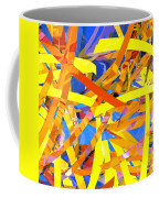 Abstract Curvy 22 Coffee Mug