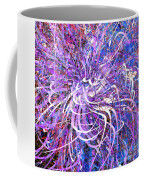 Abstract Curvy 32 Coffee Mug