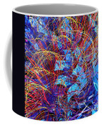 Abstract Curvy 36 Coffee Mug