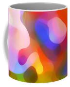 Abstract Dappled Sunlight Coffee Mug by Amy Vangsgard