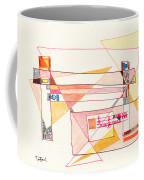 Abstract Drawing Eighteen Coffee Mug