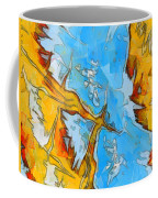 Abstract Elements  Coffee Mug