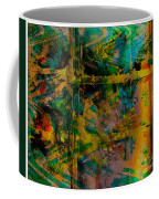 Abstract - Emotion - Facade Coffee Mug