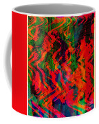 Abstract - Emotion - Rage Coffee Mug