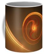 Abstract Energy Coffee Mug