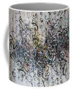 Abstract Expressionism 221 Coffee Mug