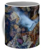 Abstract Falls Coffee Mug