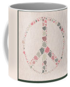 Peace Symbol Design - S77bt01 Coffee Mug