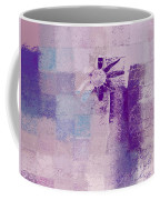 Abstract Floral - A8v4at1a Coffee Mug by Variance Collections