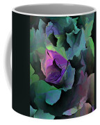 Abstract Floral Expression 041213 Coffee Mug